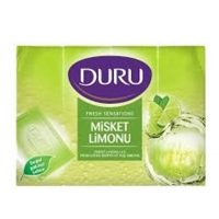 صابون حمام دورو DURU  بسته 4عددی رایحه لیمو