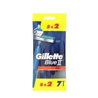 خودتراش ژیلت Gillette مدل Blue2 بسته 7 عددی