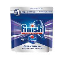 قرص ماشین ظرفشویی فینیش کوانتوم  40 عددی آلمانی (Finish)