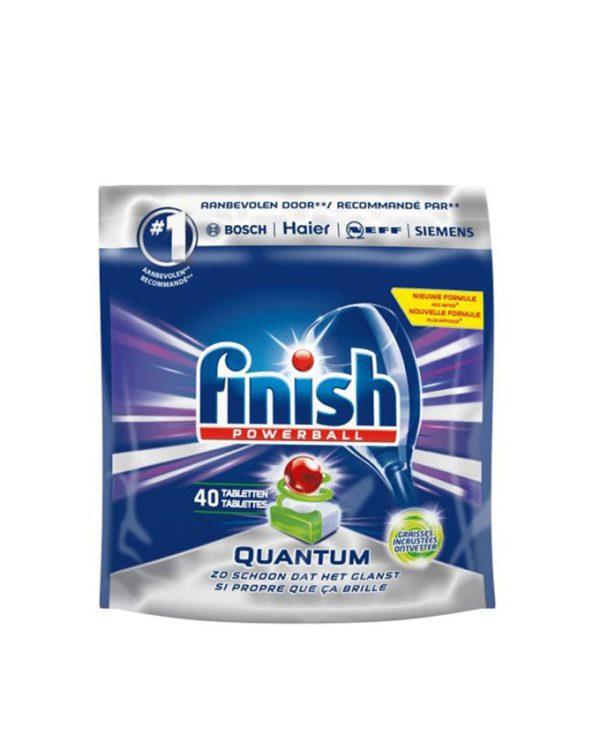 قرص ماشین ظرفشویی فینیش - finish کوانتوم  40 عددی محصول آلمان