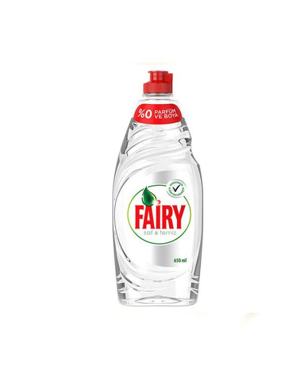 مایع ظرفشویی فیری Fairy در حجم 650ml