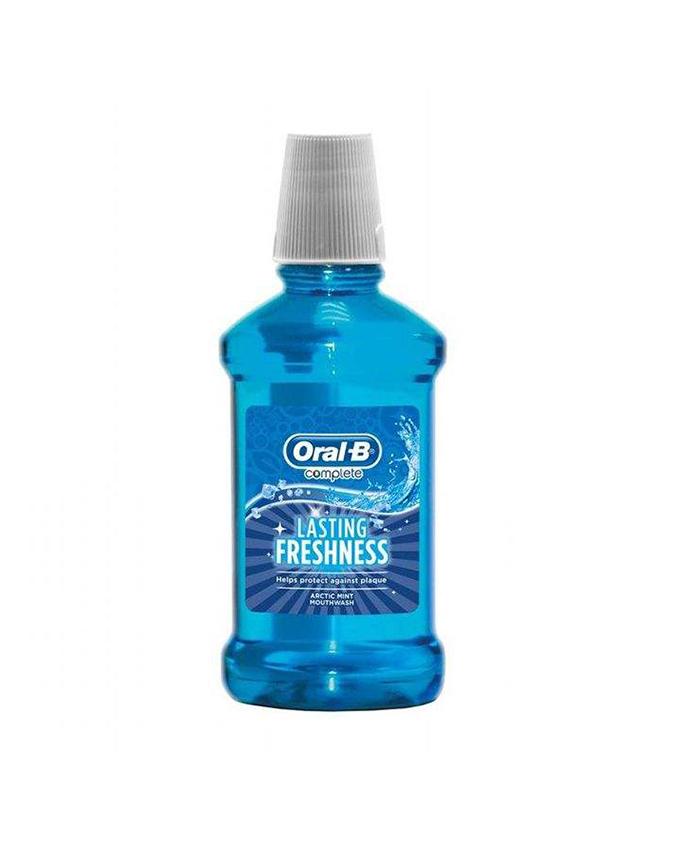 دهان شویه اورال-بی مدل Lasting Freshness حجم 250 میلی لیتر