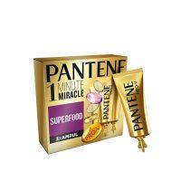 کرم تقویت کننده مو معجزه آسا مدل آمپولی 3 عددی پنتن (Pantene)