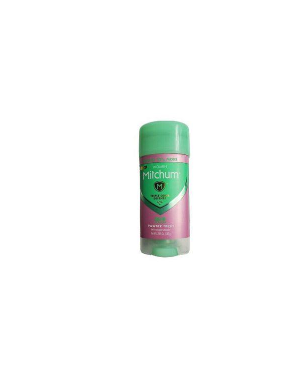 استیک ژله ای CLINICAL  powder fresh  Mitchum 80g