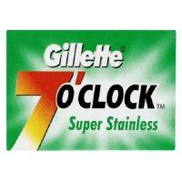 تيغ سنتی 5عددی ژيلت - Gillette مدل 7 o clock