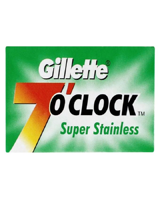 تیغ سنتی 5عددی ژیلت – Gillette مدل 7 o clock