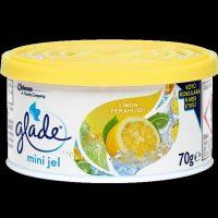 خوشبو كننده كنسروي گليد - Glade با رایحه ليمو 70g