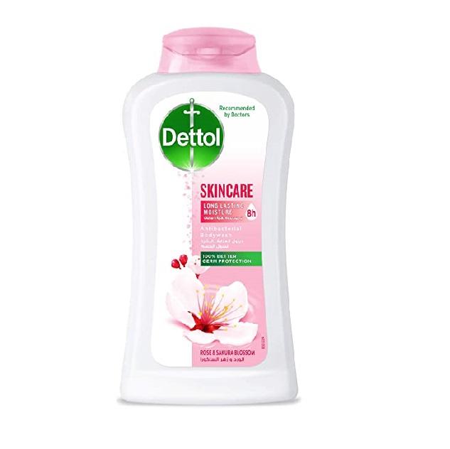 شامپو بدن دتول – Dettol مدل Skincare با حجم 300ml