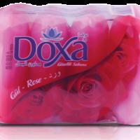 صابون حمام دوكسا - DOXA با رایحه رز