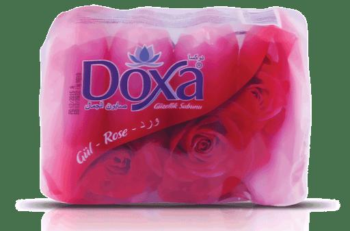 صابون حمام دوکسا – DOXA با رایحه رز