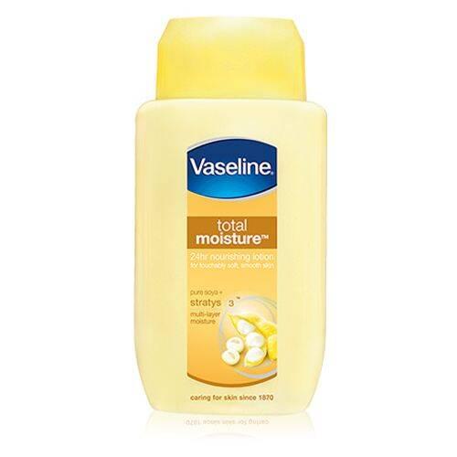 لوسیون بدن زرد وازلین – Vaseline مخصوص کودک (20ml)