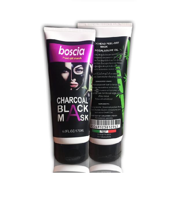 ماسک صورت بوسکیا – Boscia مدل Black با حجم 175ml