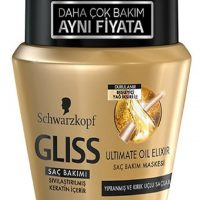 ماسك مو گليس - GLISS مدل Ultimate Oil Elixir با حجم 300ml