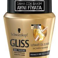 ماسك مو گليس - GLISS مدل Ultimate Oil Elixir با حجم 300ml
