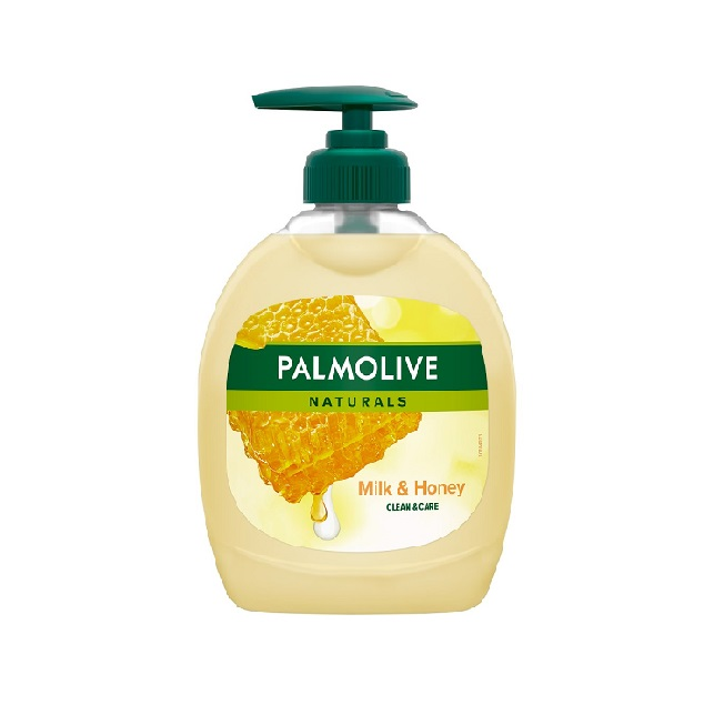 مایع دستشویی پالمولیو – PALMOLIVE با عصاره عسل 300ml