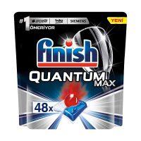 قرص ماشین ظرفشویی فینیش - finish دارای 48 عدد کوانتوم مکس آلمان