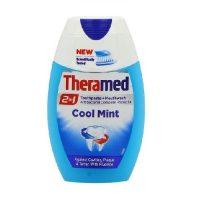 خميردندان قوطی  ترامد - Theramed مدل 2*1 Cool Mint با حجم 75ml