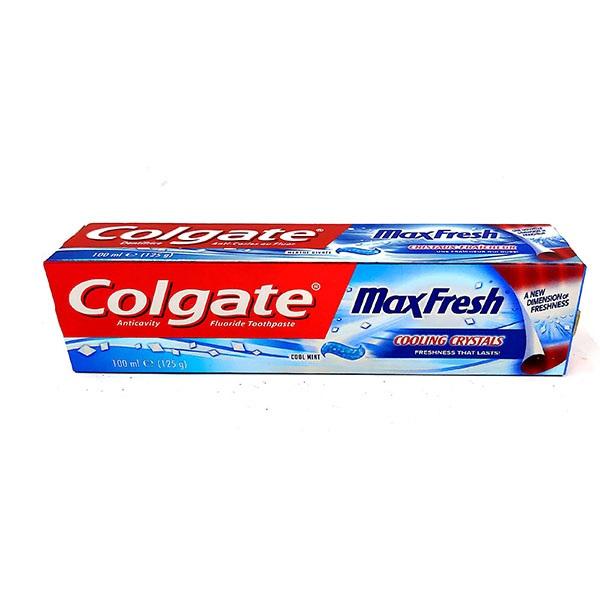 خمیردندان کلگیت – Colgate مدل Max Fresh Cool با حجم 100 ml