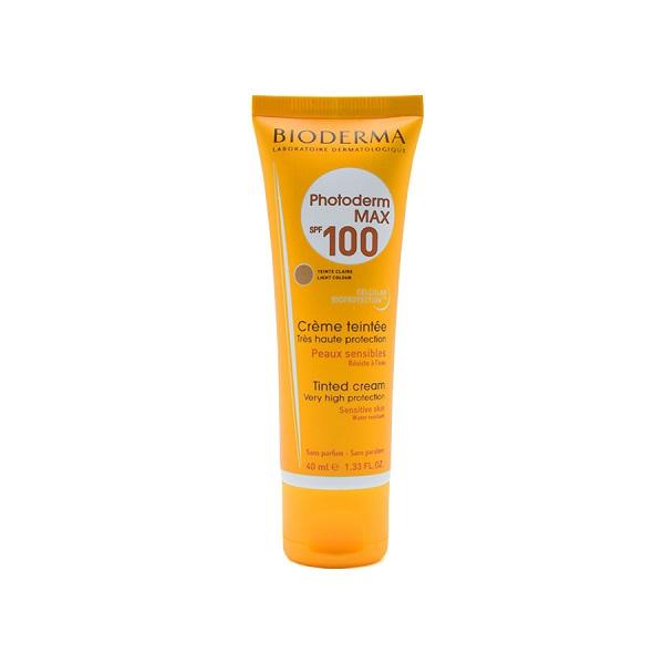 کرم ضد آفتاب پوست حساس بایودرم – Bioderma  مدل Spf100 با حجم 40ml