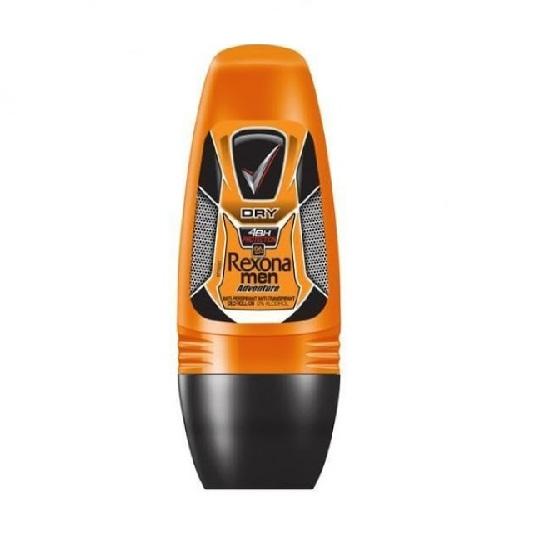 مام رول رکسونا – Rexona مدلAdvanture با حجم 50 ml