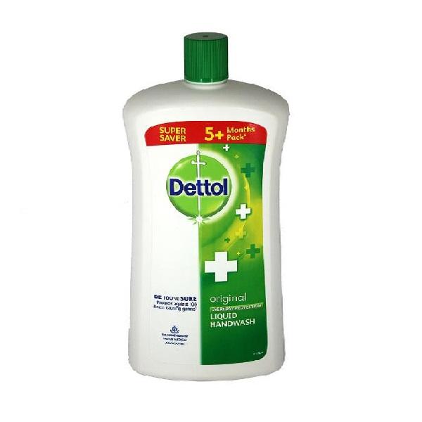 مایع دستشویی دتول – Dettol مدل Original Liquid با حجم 900ml
