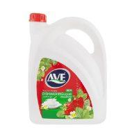 مايع ظرفشویی اوه - Ave با عصاره  توت فرنگی با وزن 3750 گرم