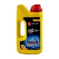 پودر ماشین ظرفشویی فینیش - finish کلاسیک لیمویی 1kg