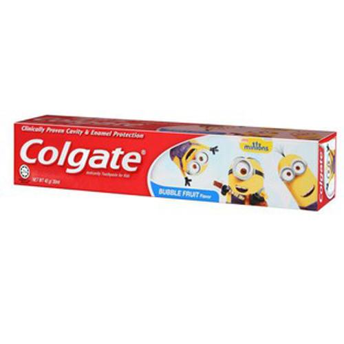 خمیردندان کودک  کلگیت – Colgate مدلminions با وزن 40gr