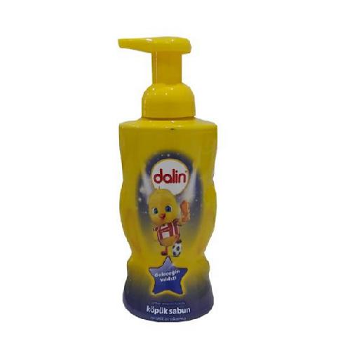 صابون مایع دست کودک دالین – dolin با حجم 300ml