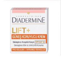 كرم ضد چروك و ضد آفتاب ديادرمين - DIADERMINE مدل Lift gunes با حجم 50ml