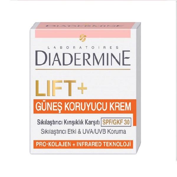 کرم ضد چروک و ضد آفتاب دیادرمین – DIADERMINE مدل Lift gunes با حجم 50ml