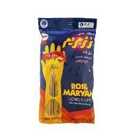 دستكش ساق بلند سایز L رز مريم - Rose Maryam