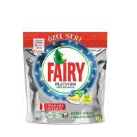قرص ماشین ظرفشویی فیری - Fairy پلاتینیوم 65 عددی