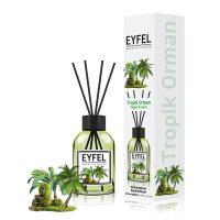 خوشبو کننده سرویس بهداشتی ایفل – EYFEL مدل جنگل استوایی حجم 110 میلی لیتر