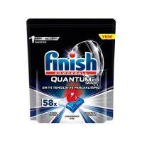 قرص ماشین ظرفشویی فینیش کوانتوم مکس 58 عددی (Finish)