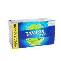 تامپون کامپکس مدل Compak Super تعداد 36 عددی (Tampax)
