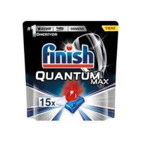 قرص ماشین ظرفشویی فینیش کوانتوم مکس 15 عددی (Finish)