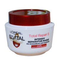 ماسک موی ترمیم کننده Total Repair5  لورآل - LOREAL با حجم 300 میلی
